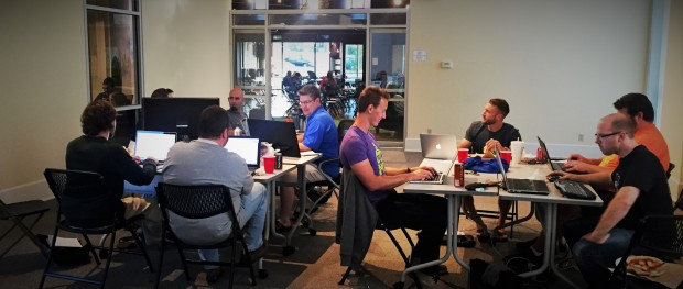 2015-startup-weekend-columbia-missouri-winning-team-staffedup-620x263